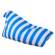 Plush Toy Storage Bag Kids Stuffed Animal Soft Pouch Stripe Bag
