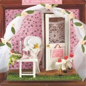'3D photo frame/Arts and Craft Kit Set Garden Wedding Wedding Shop