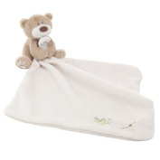 Baby Security Blanket, Woopower Soft Baby Care Towel with Plush Stuffed Animals Infant Comforter Bear Towel