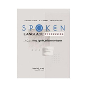 Spoken Language Processing