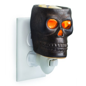 Candle Warmers Etc. Pluggable Fragrance Warmer, Skull