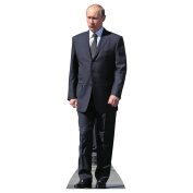 President Putin Life Size Cardboard Cutout Standup SC2052