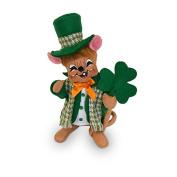 Annalee - 15cm St. Patrick's Boy Mouse