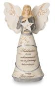 Pavilion Gift Company 82375 Celebration of Retirement Angel Figurine, 15cm - 1.3cm