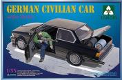 Takom 1:35 German Civilian BMW Car with Gas Rockets - Plastic Model #2005