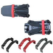 Newest 2pcs Blade Bracket Propeller Fixator Protection Holder Clasp for DJI Mavic Pro Drone, Red