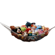 Toy Hammock for Stuffed Animals - Organising Kid's Toys and Stuffed Animals