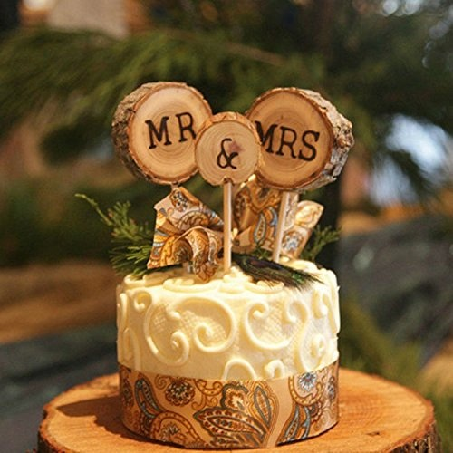 3 pcs mr mrs cake toppers rustic wedding wood decorations mariage 3 pcs mr mrs cake toppers rustic wedding wood decorations mariage wedding decoration event party supplies topo de bolo by jetkyshop shop online for toys junglespirit Images