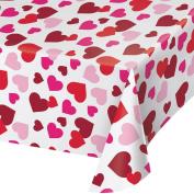 Creative Converting 328276 Plastic Tablecloth, Multicolor