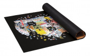 Collapsible Full Size Puzzle Roll Up Portable Work Surface for Jigsaw Puzzles – by WE Games