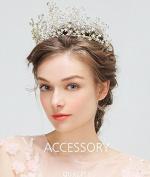 HAPPYMOOD Hair Vine Hair Pins Wedding Headpieces Bridal Hair Pins Pure Handmade Bridal Hair Accessories Headpiece Wedding Accessories