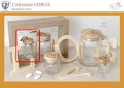 Rope Jar + Spoon Cod.07008 6PZ