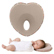 aution house-confortable Heart Shape Pillow Baby Newborn Infant Sleeping – Extractor – Prevent Flat Head Support Pillow