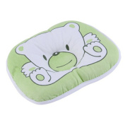 Infant Baby Pillow,Woopower Bear Pattern Anti-roll Pillow Newborn Infant Baby Support Cushion Pad Prevent Flat Head Sleeping Positioner