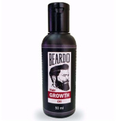 Beardo Beard and Hair Growth Oil 50 ml With Natural Ingredients - Rose and Hibiscus Oils
