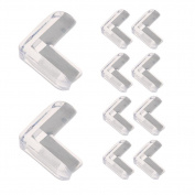 Demiawaking 10pcs Home Furniture Edge Corner Cover Baby Safety Soft Collision Guards