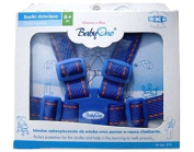 BabyOno Baby Safety Harness and Walking Rein, Blue