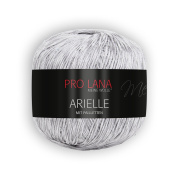 NEW 2018 50 G Pro Lana Arielle - Colour 91 - Wonderful Sequin Yarn for your summer fashion