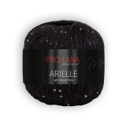 NEW 2018 50 G Pro Lana Arielle - Colour 99 - Wonderful Sequin Yarn for your summer fashion