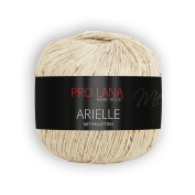 New 2018 50g Pro Lana Arielle - Colour 08 - wonderful Sequin yarn for your Summer fashion