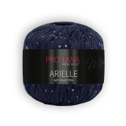 New 2018 50g Pro Lana Arielle - Colour 50 - wonderful Sequin yarn for your Summer fashion