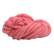 Ouneed Soft Bulky Arm Knitting Wool Roving Crocheting Yarn