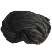 Kolylong DIY Wool Yarn Super Soft Bulky Arm Knitting Wool Roving Crocheting Make Hat Scarf