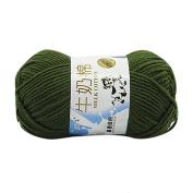 JoyJay SALE Lot of 1PC 50g NEW Chunky Colourful Hand Knitting Wool Yarn Milk Cotton D