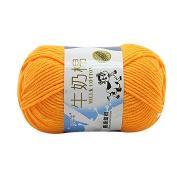 JoyJay SALE Lot of 1PC 50g NEW Chunky Colourful Hand Knitting Wool Yarn Milk Cotton