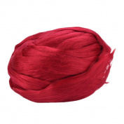 huichang Wool Yarn Warm Super Soft Bulky Arm Knitting Wool Roving Crocheting DIY