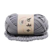 17YEARS Hand-knit Woven Thread Thick Basket Blanket Braided DIY Crochet Cloth Fancy Yarn