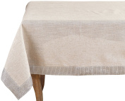 SARO LIFESTYLE 315.S60S Lily Collection 315 Lily Collection Studded Design Table Topper