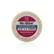 No Shine 1/4 x 6 Yards Hair Extensions Tape Rolls