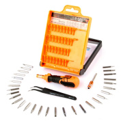 TraveT MINI 32 in 1 Multipurpose Interchangeable Professional Hardware Screwdriver Multi Tools Set