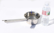 x Large Soup Stew Ladle Spoon 2.5 Cup 590ml Easy Grip Stainless Steel with Long Handle Big Scoop Garden