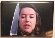 Misery Movie Poster MAGNET 5.1cm x 7.6cm Refrigerator Knife