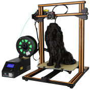 Uniqstore 3D Official CR-10S DIY 3D Printer Kit 300×300×400mm Printing Size With Dual z Rod lead Motor Filament Detector/Sensor