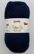 Peter Pan DOUBLE KNITTING DK Yarn/WoolG YARN - 50g 0314 Sailor Blue