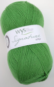 West Yorkshire Spinners Signature 4ply - Chocolate Lime - 395 wys sig 4ply