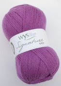 West Yorkshire Spinners Signature 4ply - Blackcurrant Bomb - 735 wys sig 4ply