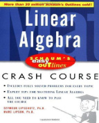 Schaum's Easy Outline of Linear Algebra