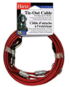 Hartz Tie Out Cable for Dogs up to 45kg - 6.1m