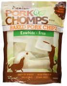 Scott Pet Products - Custom Bundle - Premium Pork Chomps Baked Chips AND Premium Pork Chomps Roasted Pork Ears
