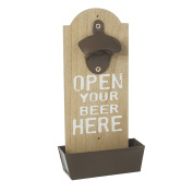 Heaven Sends Bottle Opener (12.5 x 6 x 25cm)