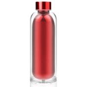 ASOBU Escape Red Water Bottle 500 ml