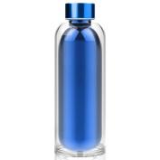 ASOBU Escape Blue Water Bottle 500 ml