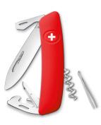 Swiza D03 Red Gift Box Swiss Knife-KNI.0030.1002