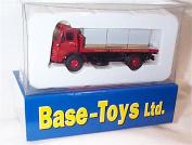 base toys Leyland Flat & Pallets of Paving Stones Marshall truck 1:76 railway scale model