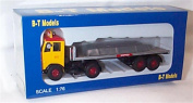 base toys Bristol Artic with Steel Load truck 1:76 railway scale model