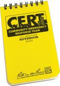 CERT Forms Book 3x5
